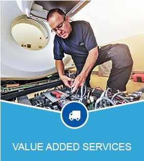 Healthcare value added services